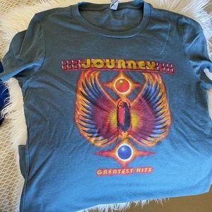 Journey graphic t shirt
